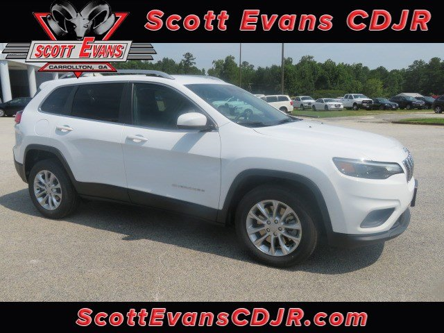 New 2019 Jeep Cherokee Latitude Sport Utility In Carrollton 19076