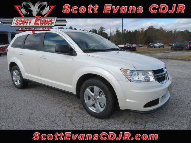 New 2018 Dodge Journey Se Sport Utility In Carrollton 18895 Scott
