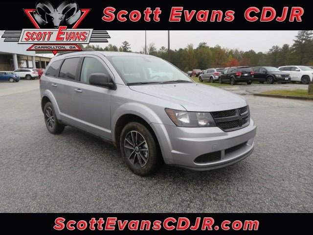 New 2018 Dodge Journey Se Sport Utility In Carrollton 18839 Scott