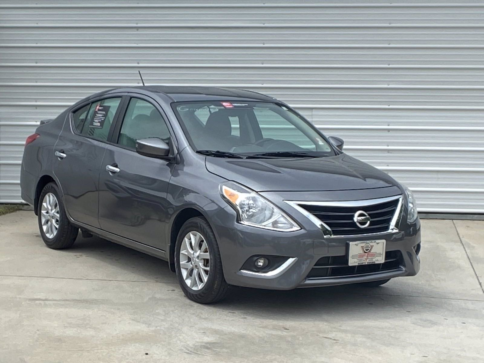 Pre-Owned 2019 Nissan Versa Sedan SV Special Edition