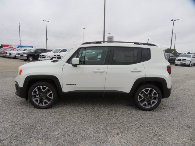 New 2018 Jeep Renegade Latitude Sport Utility In Carrollton 18827