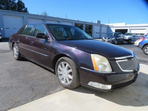 Pre-Owned 2008 Cadillac DTS w/1SD