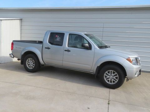 Pre-Owned 2018 Nissan Frontier SV 4x4