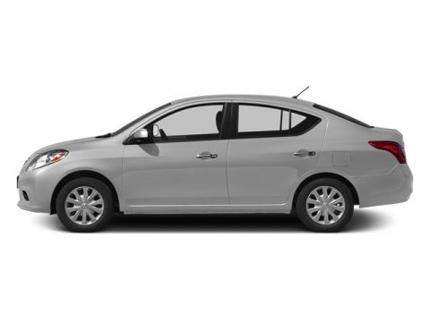 Pre-Owned 2014 Nissan Versa S Plus