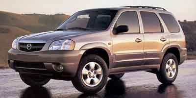 Pre-Owned 2001 Mazda Tribute ES