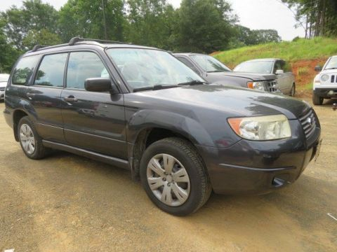 Pre-Owned 2008 Subaru Forester X AWD